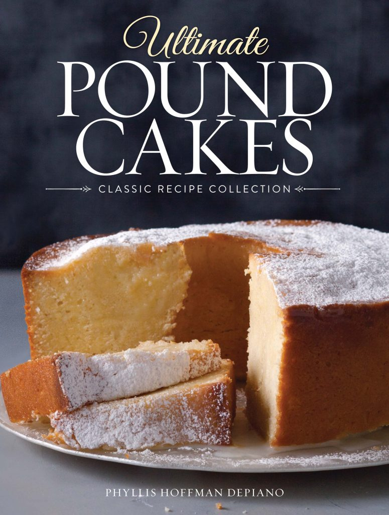 Ultimate Pound Cakes Cookbook